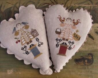 Stitching Girls Pattern