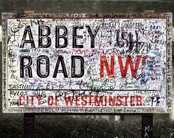 Abbey Road ...City of Westminster, London England