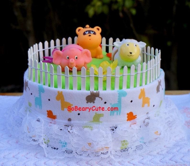 Diaper Cake Farm image 0