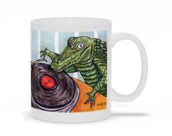 Mugs Alligator Dj