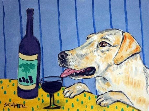 jack russell terrier dog art tile coaster gift modern folk beer bar