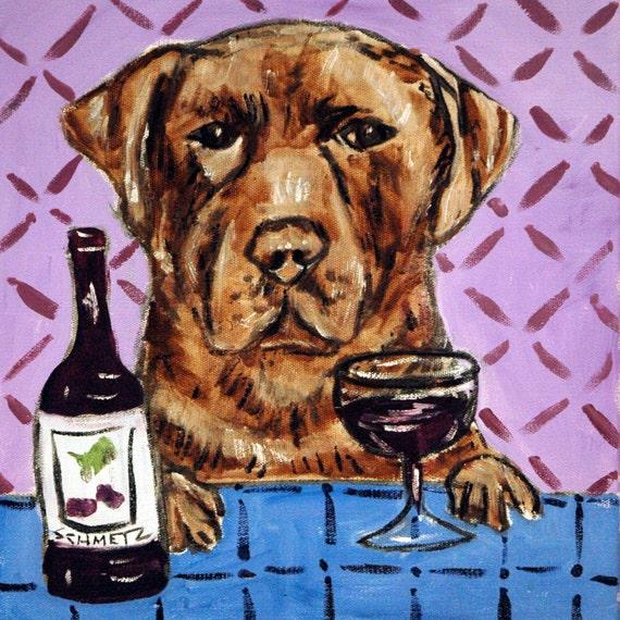 bull terrier tile piano coaster dog art tile coaster gift