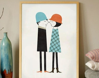 Couple poster