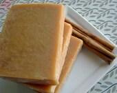 Goatsmilk Soap -Cedar and Cinnamon   Bar