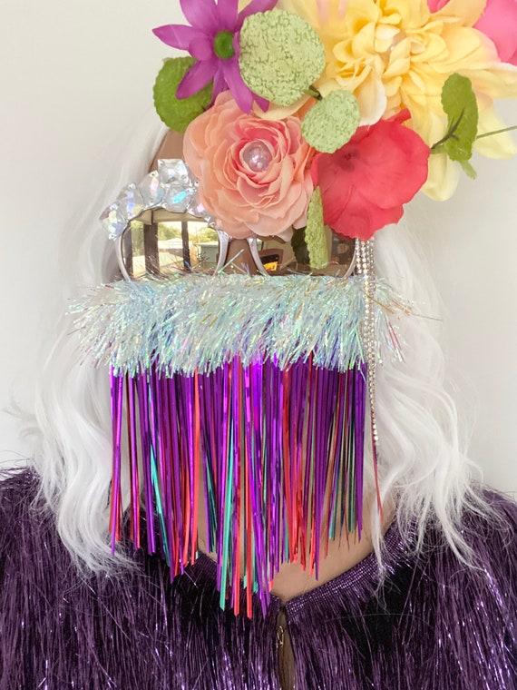 YAS QUEEN - purple mask