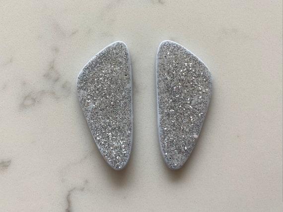 wings - silver