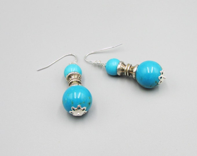 Turquoise Earrings | Bridesmaid Gifts