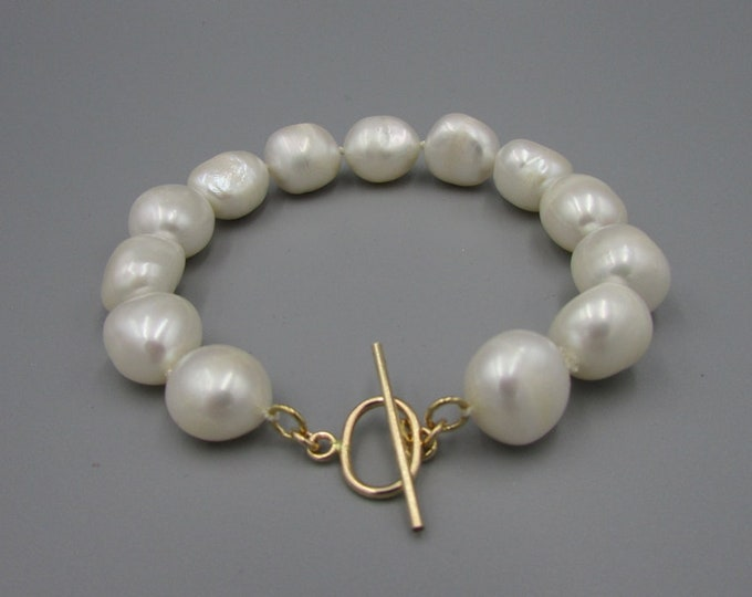 Pearl Bracelet | Hand Knotted Jewelry | Bridal Jewelry