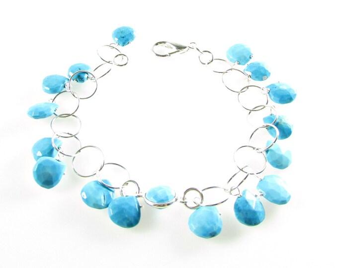 Turquoise Charm Bracelet | Signature Bracelets