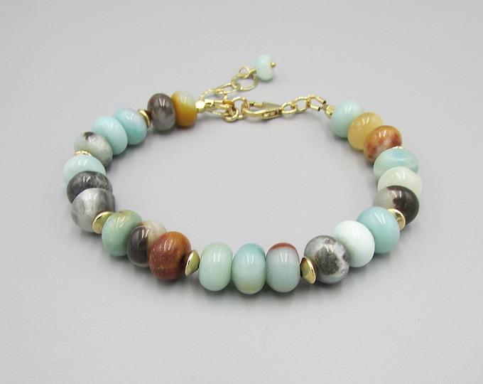 Peruvian Opal Bracelet | Peru Opal Jewelry | Simple Bracelets | Signature Jewelry