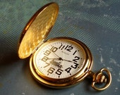 Vintage Avalon Railroad Pocket Watch- Running