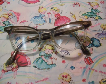 1ca6065385 vintage shuron eye glasses