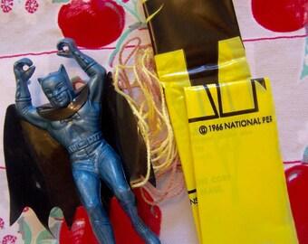 1966 batman parachute toy