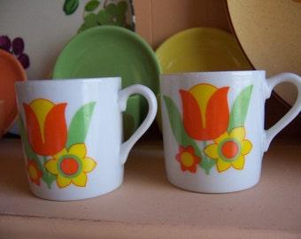mini fun espresso mugs