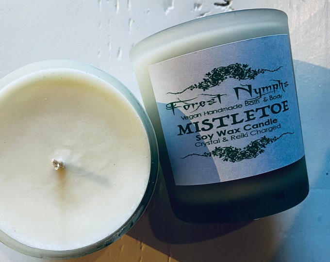 Mistletoe Tree Soy Candle