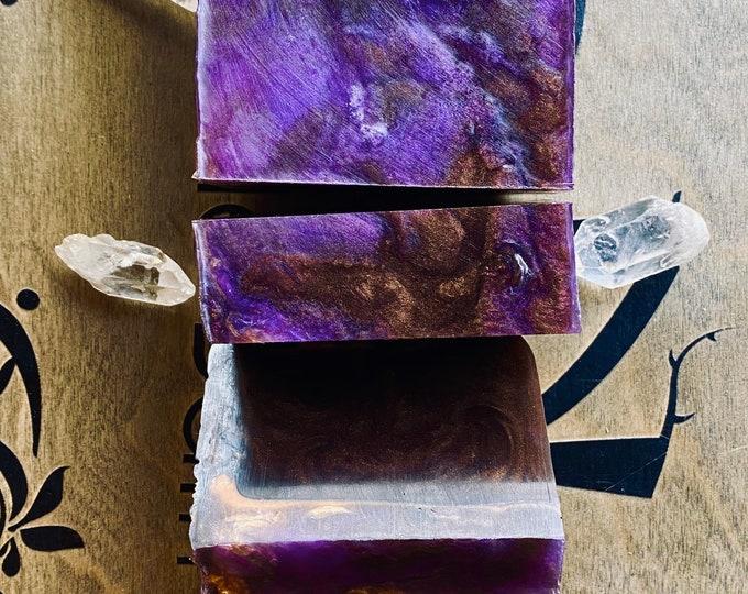 ASHBURY Soap Patchouli Lavender