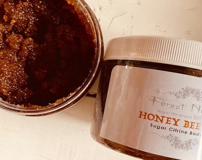 Honey Bee Love Brown Sugar Body Scrub