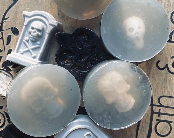 Graveyard Halloween Soaps