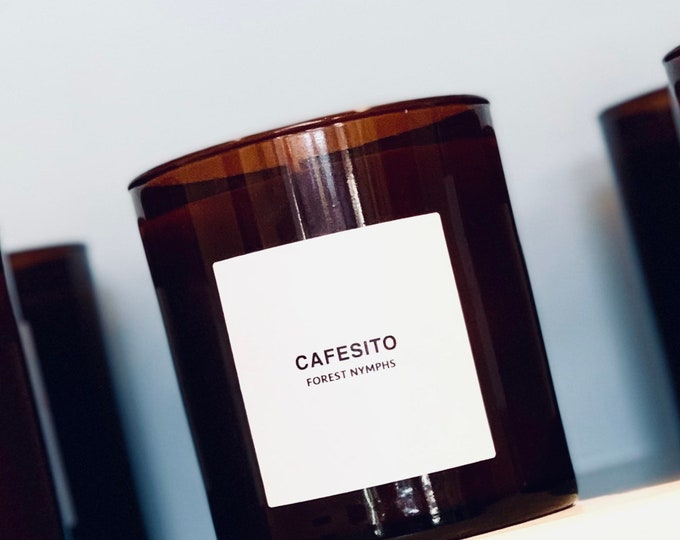 CAFESITO Soy Coffee Candle