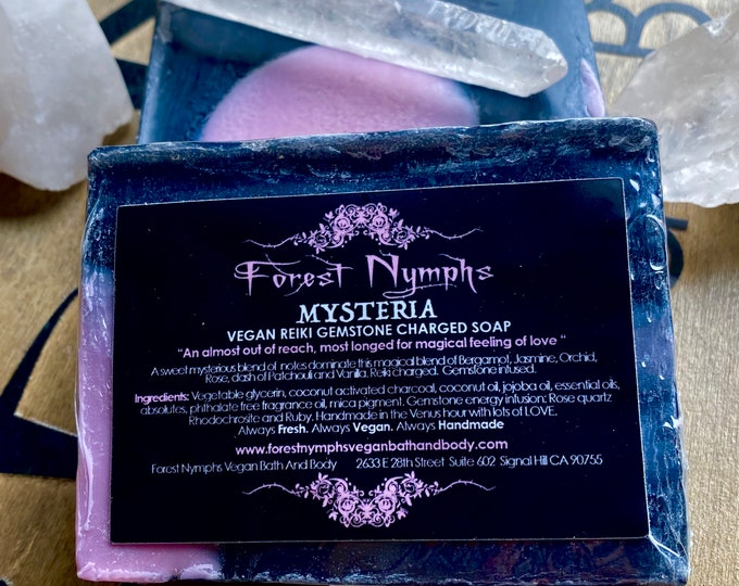 MYSTERIA Soap