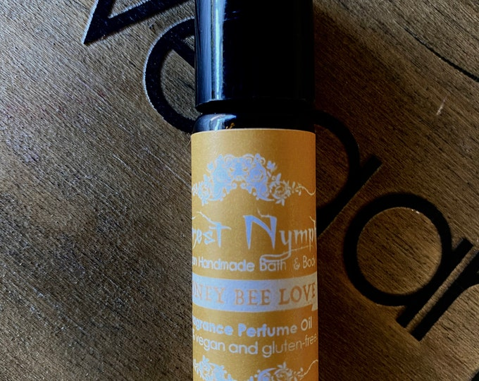 Honey Bee Love Perfume Oil