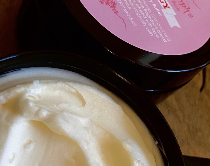 Love Energy Whipped Body Butter