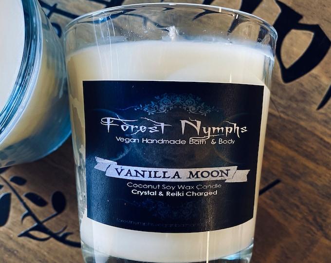 Vanilla Moon Soy Coconut Candle