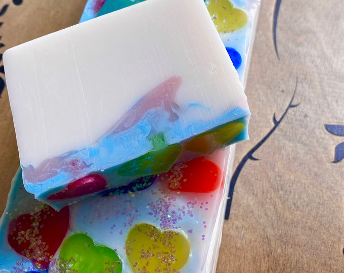 Love Is Love Pride Soap