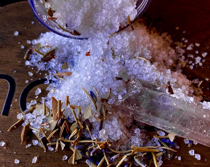 BREATHE Therapeutic Bath Salts