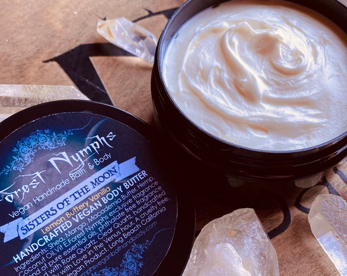 Sisters Of The Moon Body Butter