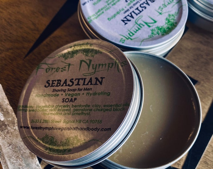 Sebastian  Men's  Shave Soap