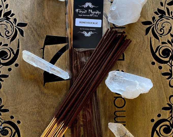 Honeysuckle Incense Sticks