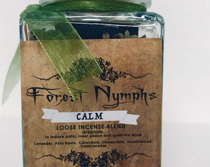 CALM Loose Incense