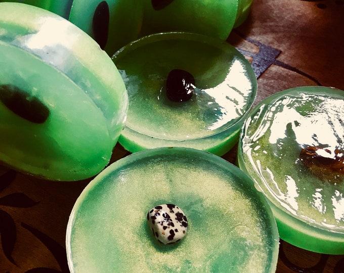 Gemstone Soap Bar
