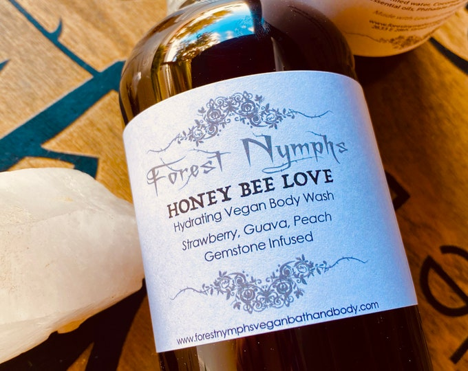 Honey Bee Love  Body Wash