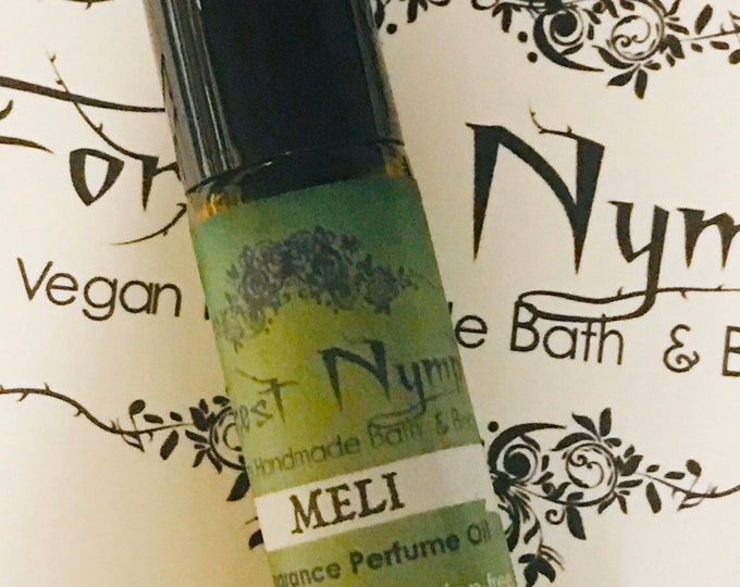 Meli Apple perfume oil