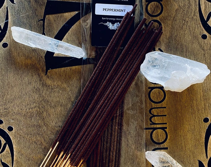 Peppermint Incense Sticks