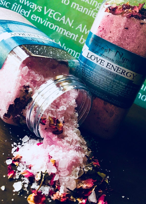 LOVE ENERGY Bath Salts