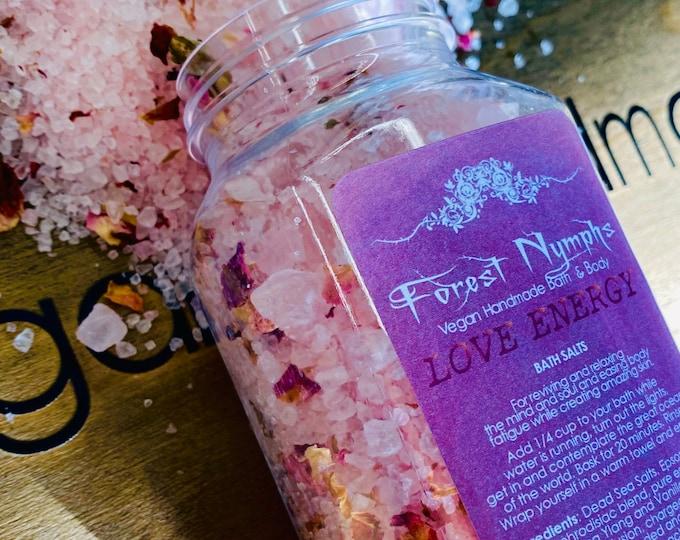 LOVE ENERGY Bath Salts