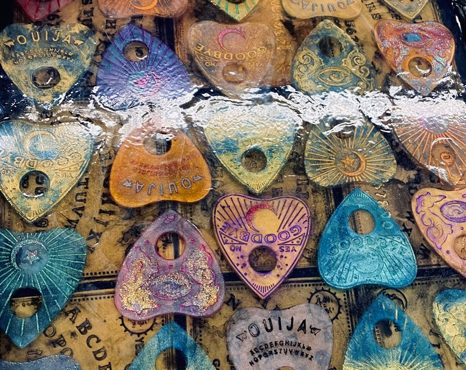 Ouija Board Halloween Soap