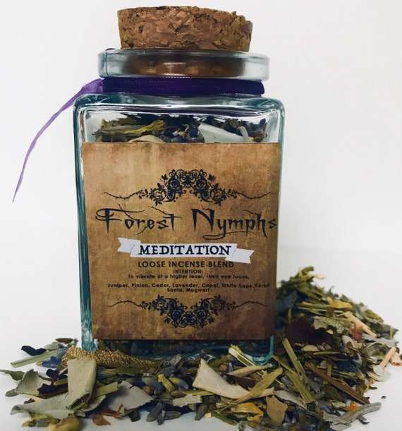 Meditation Loose Incense