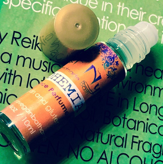 Bohemia Perfume Oil