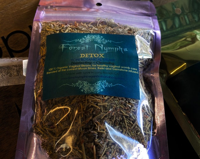 Yoni Detox  Botanical Steam
