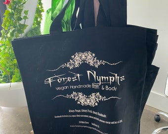 Forest Nymphs Tote Bag