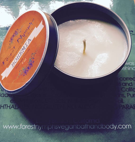 Bohemia Massage Candle