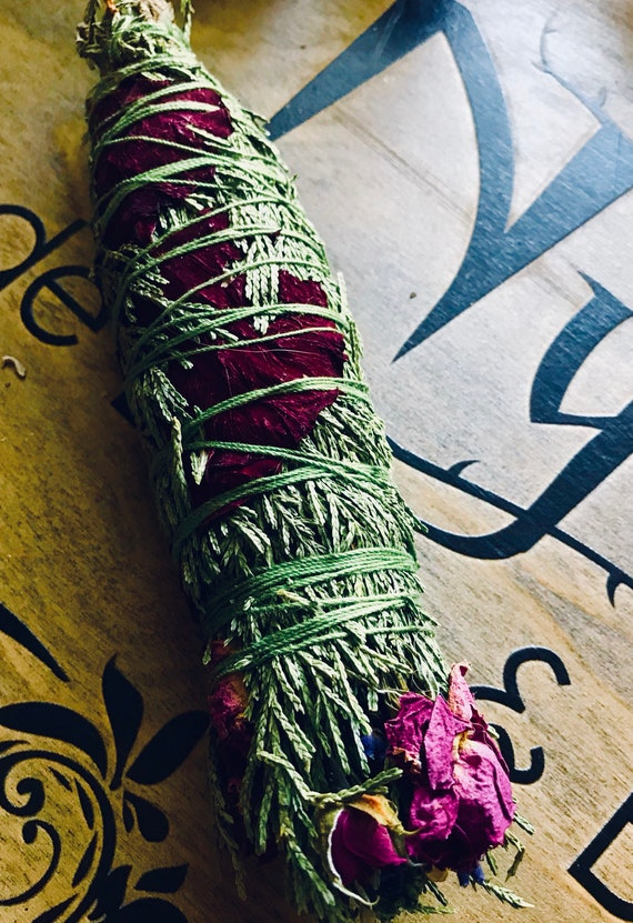 Forest Botanical Smudge Stick 6 inch