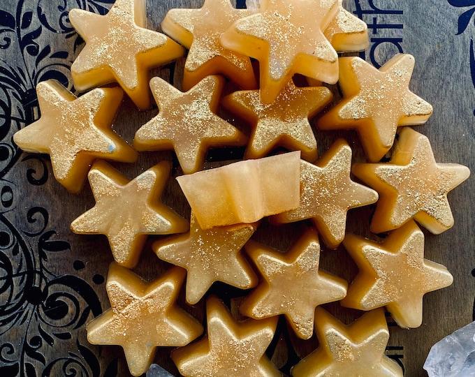 Stars  shaped soaps