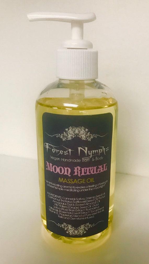Moon Ritual Massage Oil
