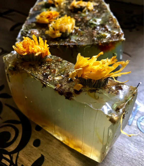 Calendula Chamomile  Soap Bar