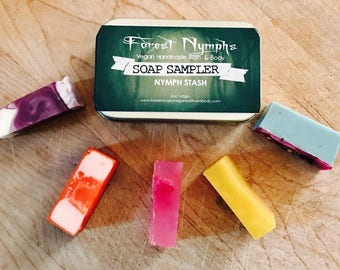 Soap Sampler Nymph Stash